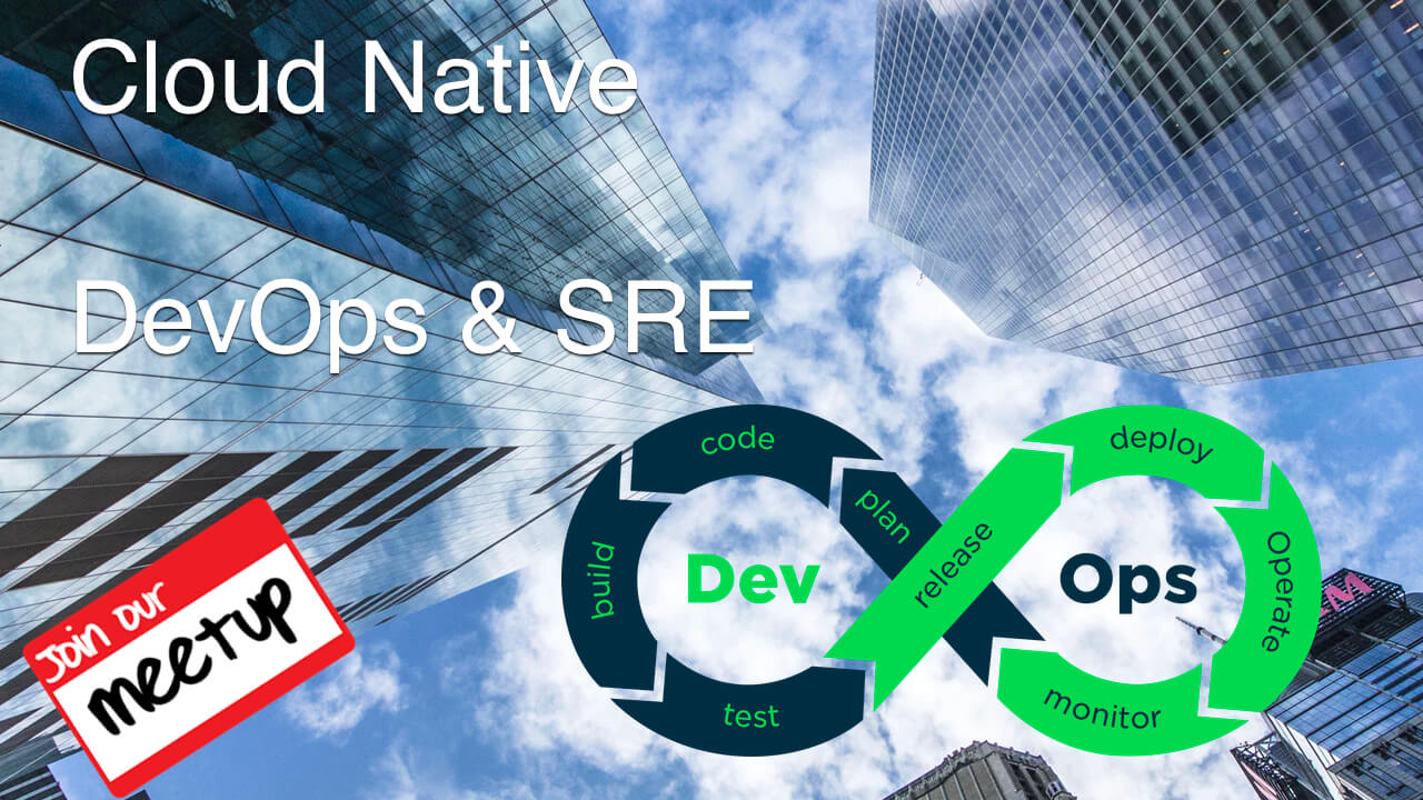 Meetup Mayo 2019 - Inmersión Cloud Native con Oracle & DevOps/SRE
