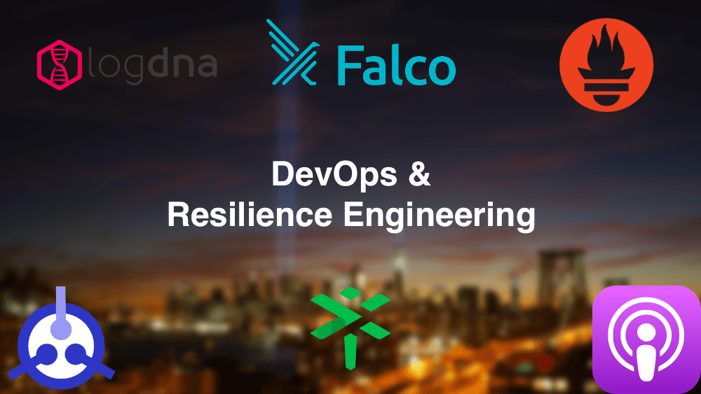 Podcast S01-E25: Resilience Engineering & DevOps